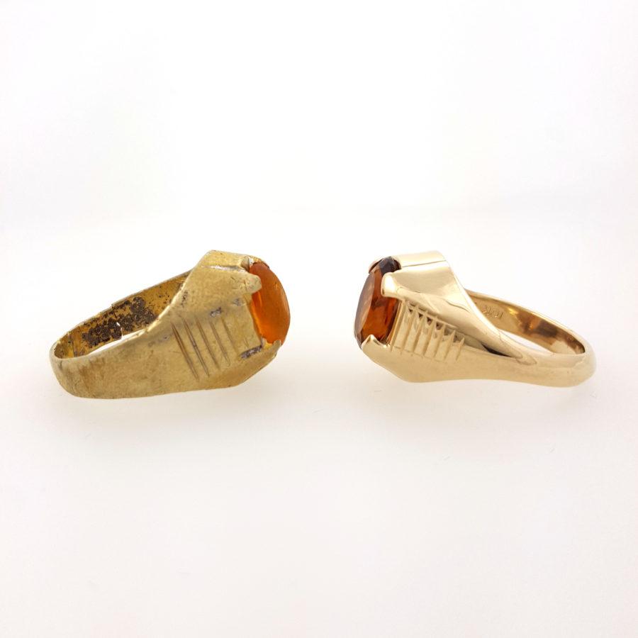 Custom Heirloom Jewelry Reproduction